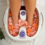 Benefits Of Using A Foot Spa Bath Massager